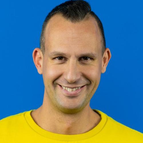 Maurice Jongmans - Treasurer